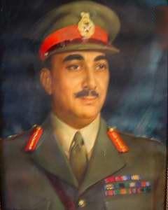 Maj_Gen_Akbar_khan